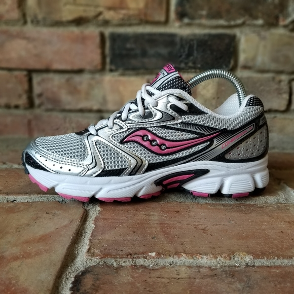 Saucony Cohesion 5 Running Shoes Women's 7.5 Grey